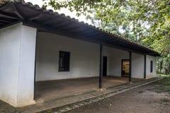 Hus av Sertanistaen Arkivbilder