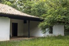 Hus av Sertanistaen Arkivbild