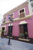 Hus av Simon Bolivar royaltyfria bilder