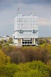 Hus av sovjet royaltyfri fotografi