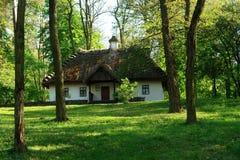Hus av Taras Shevchenko Royaltyfria Bilder