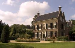 hus för 7 holland Fotografering för Bildbyråer