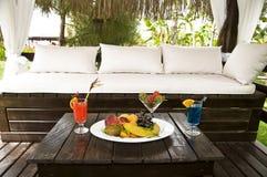 hus för bali coctailfrukter Royaltyfri Bild