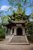 Hus för flod för Zhenjiang flodsugning Arkivbilder