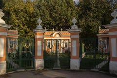 Hus för gäst tre i Kuskovo Arkivbilder