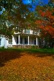Hus för gammalt land fotografering för bildbyråer