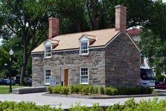 Hus för kanalgrindvaktare` s i Washington, D C arkivbilder