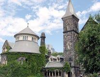 Hus 2009 för kapitel för Toronto universitetjordlapp Royaltyfri Foto