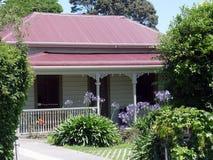 hus för koloniinvånare 6 Fotografering för Bildbyråer