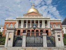 Hus för Massachusetts tillståndsKapitolium, Boston, MOR Royaltyfri Bild