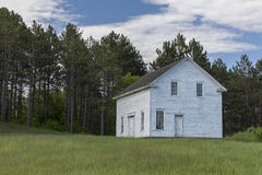 hus 1880 för ` s royaltyfria foton