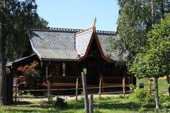 hus för 16th århundrade Royaltyfria Bilder
