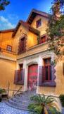 hus gammala shanghai Royaltyfria Foton