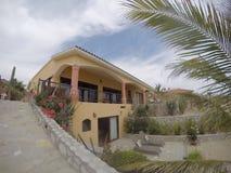Hus i Cabo Arkivbilder