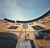 Hus i Italien, Tuscany arkivfoto