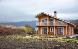 Hus i Japan Arkivfoton