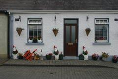 Hus i Kells Royaltyfri Fotografi