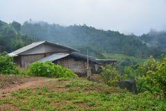 Hus i kulle Arkivfoton