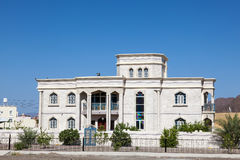 Hus i Oman Royaltyfria Foton