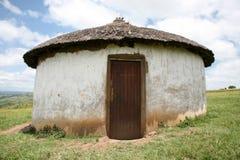Hus i South Africa Royaltyfri Bild