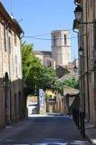 Hus i sydliga Frankrike royaltyfria foton