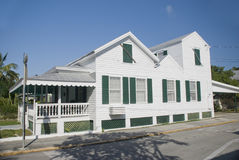 hus Key West Royaltyfria Foton