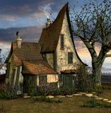 hus little Arkivbilder