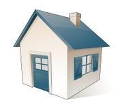 hus little vektor illustrationer