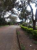 Hus Nairobi Kenya Arkivbild
