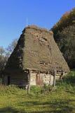 hus romania traditionella transylvania Royaltyfria Foton