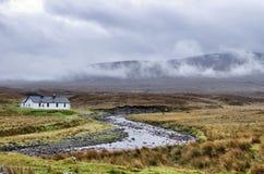 Hus Skottland arkivbilder