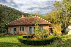 Hus som bebos av nunnor Royaltyfria Foton