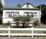 hus sydney Royaltyfria Foton