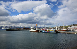 Husavik Royalty Free Stock Images