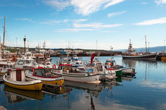 Husavik, Iceland, Northern Europe Stock Photo