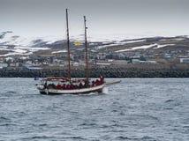 Husavik Islande Photo stock