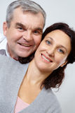 Husband and wife Stock Photography