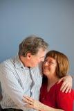 Husband and wife Stock Image
