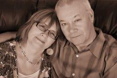 husband wife Στοκ Φωτογραφίες