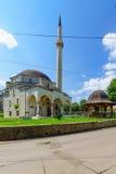 Husein-pashas Mosque, Pljevlja. Husein-pashas Mosque, built between 1573 and 1594, in Pljevlja, Montenegro Royalty Free Stock Photography