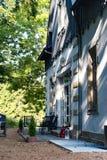Huset av villan Unger Fotografering för Bildbyråer