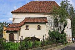 Huset för borgare` s i Vyborg, Ryssland Arkivfoton