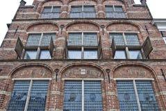 huset zutphen royaltyfria bilder