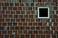 Husfönster arkivbilder
