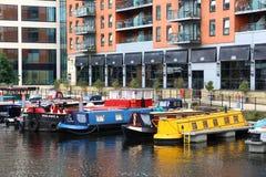 Husfartyg, UK Arkivbild