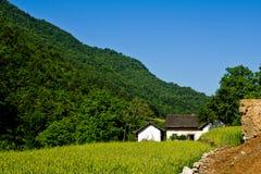 Hushåll i bergen Royaltyfri Fotografi