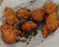 Hush puppy Stock Images