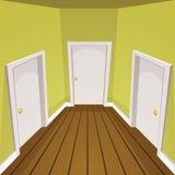 Hushall vektor illustrationer