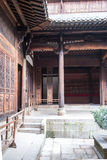 Hushi ancestral hall Royalty Free Stock Images