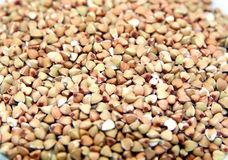 Husked Buckwheat Rice Stock Images